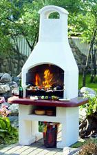 Печь-барбекю «Гурман»