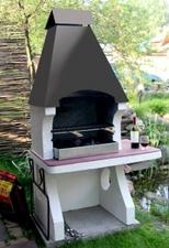 Печь-барбекю