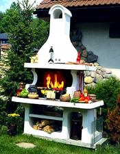 Печь-барбекю «Пикник»