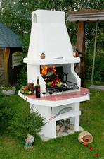Печь-барбекю «Грация»